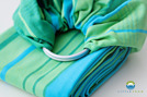 RING SLING LITTLE FROG - TURQUOISE M (2m)